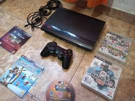 PLAY 3 SUPER SLIM IMPECABLE