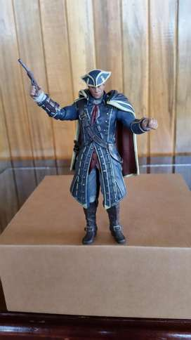 Figuras de Edward Kenway de Assassins Creed Neca