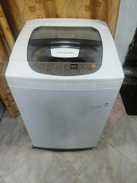 Vendo hermosa lavadora challenger 18 lbs poco uso