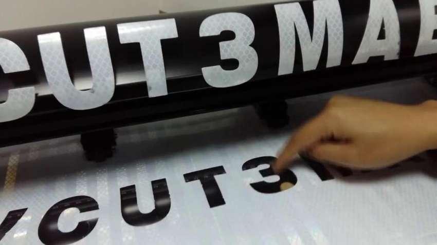 Plotter de Corte MYCUT Puntero Laser 1500 force / Directo de Corel 0