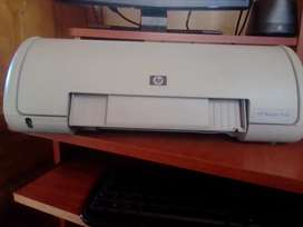 Vendo impresora HP Deskjet 3920 para repuestos.