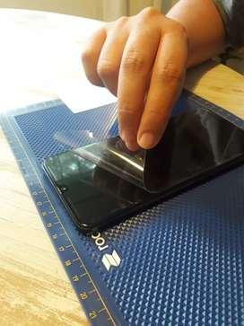 Film Hidrogel- Lo nuevo en vidrio templado ,para todo los modelos de celular !
