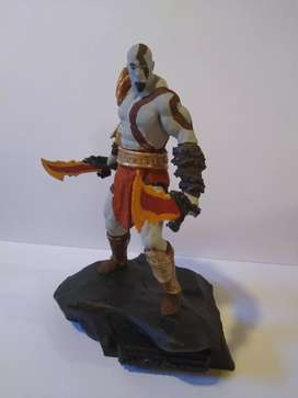 Kratos God Of War impresión 3d