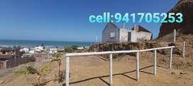Terreno con una excelente vista al mar en bonanza - zorritos (zona privada)