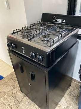 Vendo estufa marca omega 4 puestos