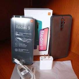 Xiomi REDMI9 4GB 64GB Una semana de uso