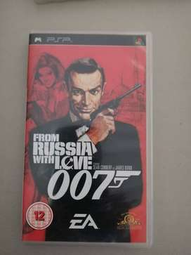 From Russia with love 007/ Lego Star Wars 2 PSP