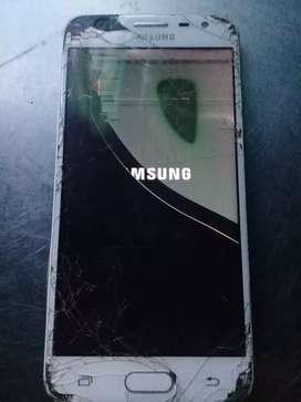 Sansung j5 prime no le funciona el tactil