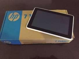 Tablet HP poco uso