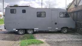 Motorhome Dodge Frontalizado 5 personas