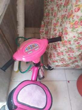 Triciclo bicicleta