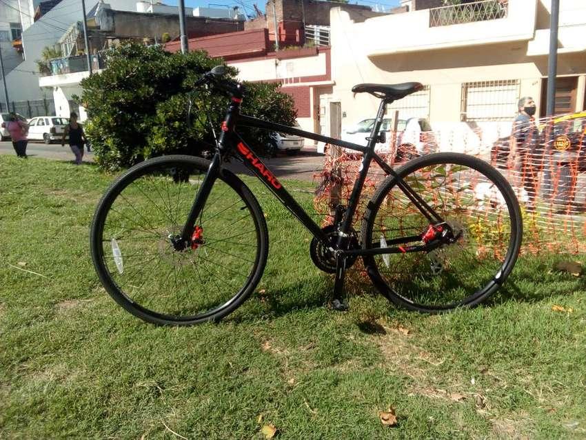 Bicicleta Haro Aeras 700C 32 R28