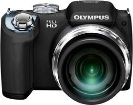 Cámara Olympus Sp-720uz 14 Mp Zoom 26 X Opt 3 Pulgadas Lcd (USADA)
