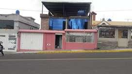 Vendo casa totalmente independiente ubicada en la ciudadela Amazonas  x el parque industrial vía la morgue