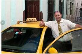 A turno largo Busco empleo de conductor taxi no fumo, no bebo