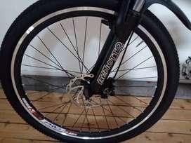 Bicicleta benzo de aluminio mela