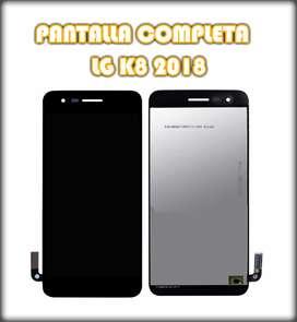 PANTALLA LG K8 2018