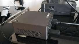 MINI PC BRIX GIGABYTE Core i3, con SSD M2 de 512 GB