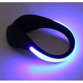 Luz Led Visibilidad Para Zapato Clip Light