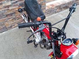 Vendo Honda mini trail 70