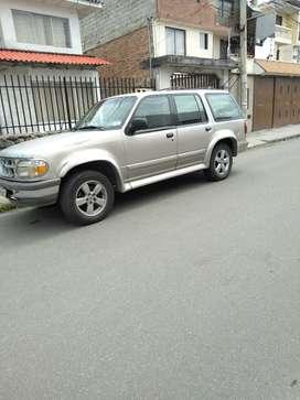 Ford explorer año 1997 xlt 4x4 manual matrícula al día
