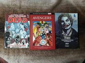 cómics marvel dc joker the walking dead y avengers (precios en descripción!)