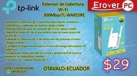 Extensor de Cobertura Wi-Fi 300MbpsTL-WA855RE