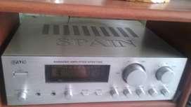 amplificador spain y dos columnas