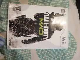 Call of Duty MW3 para Wii