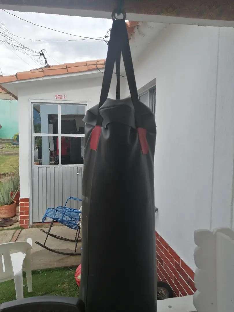 saco de boxeo 0