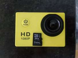 Se vende camara Sports cam Full HD memoria incluida de 32GB