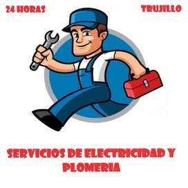 Electricidad y Gasfiteria Trujillo