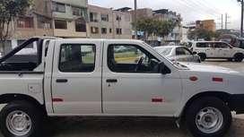 Nissan frontier petrolero