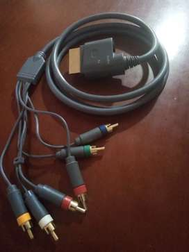 Vendo cable de bananas para Xbox 360