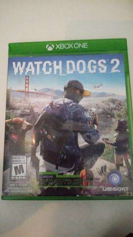 Juego XboxOne Watch Dog 2