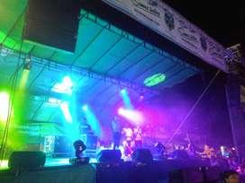Alquiler Sonido Luces Djs Fiesta Video Evento Profesional