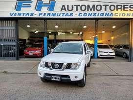 Nissan frontier 2010 le 4x4 doble cab