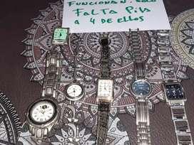 Canjeo ..todos x reloj de hombre..
