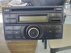 Radio original Nissan Tiida