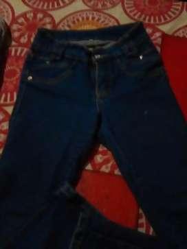Pantalon para niñas elastizado