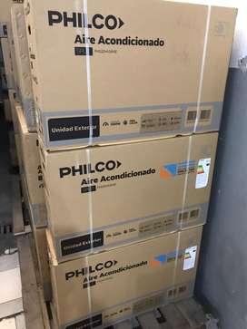 Aire acondicionado philco frio/calor 3350w