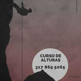 CURSO DE ALTURAS