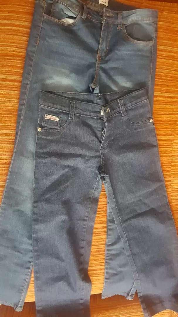 Jeans nenas t 14 y 16 0