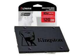 DISCO DURO DE ESTADO KINGSTON SOLIDO A400 DE 120 GB