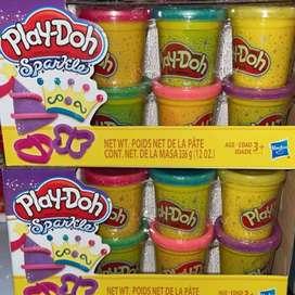 Plastilina Play Doh 6 unidades