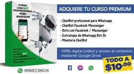 CURSO DE CHATBOT