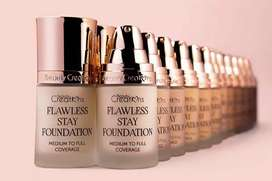 Base de maquillaje Flawless Stay Foundation