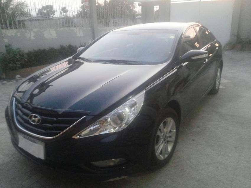 Hyundai Sonata 2013 0