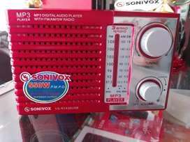 Radio fm, am y memorias