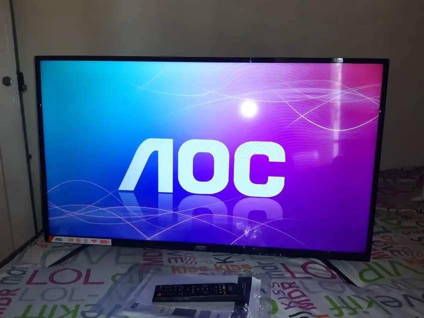 Se vende tv marca AOC 40 pulgadas 0